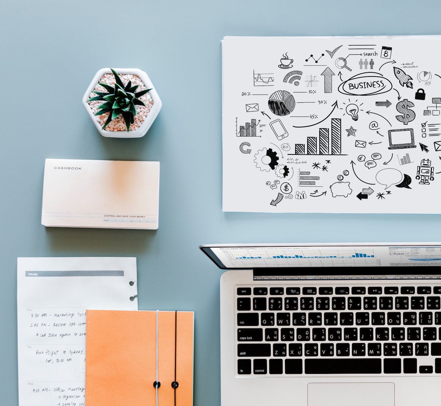 Tools and workplace to work with well
